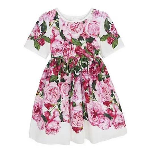 Bella Roses Love Bloom Summer Dress