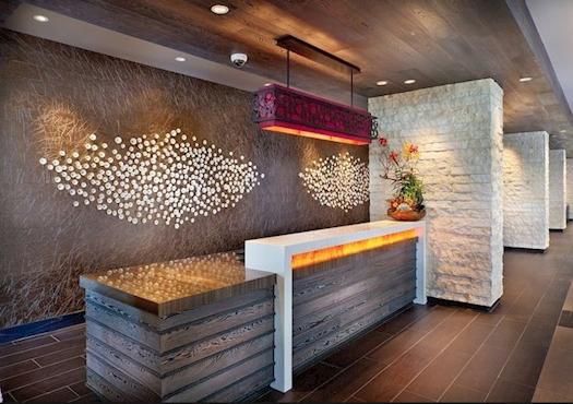 Reception Counter Table