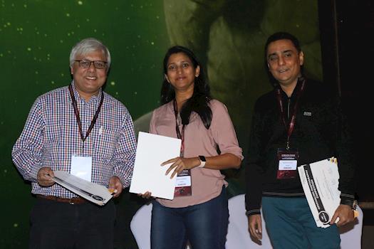 Dr Somdutt Prasad at Scientific Program of IIRSI 2018 Chennaii