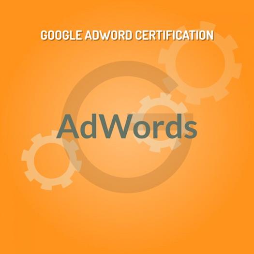 Google adwordsCertification