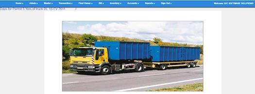 Transport software
