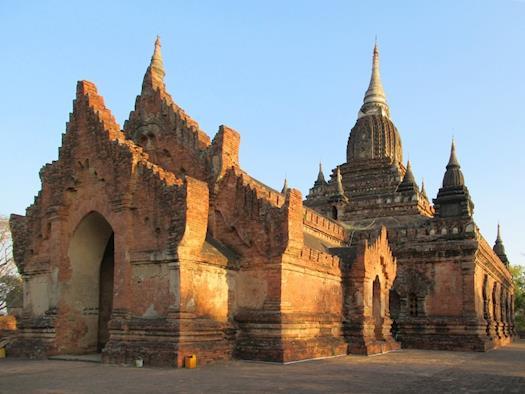 Nagayon Pagoda