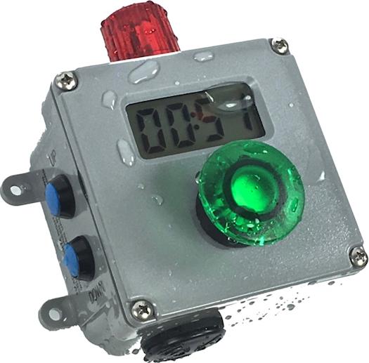 Industrial timer