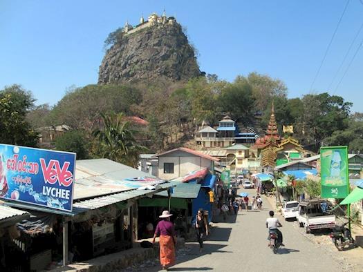 Popa Taung Kalat Temple