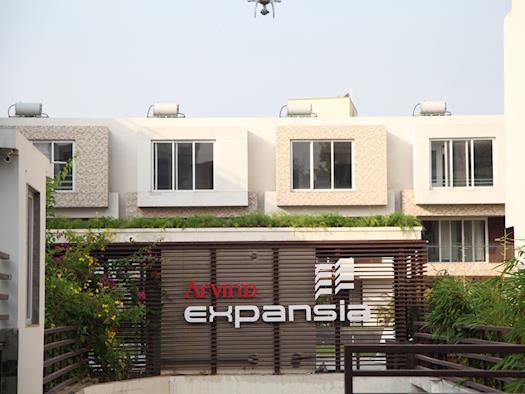 Luxurious Villas in Bangalore - Arvind Expansia