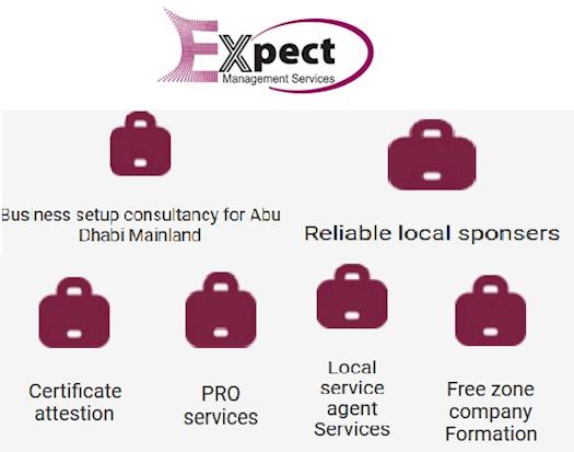 Business setup in Abu Dhabi