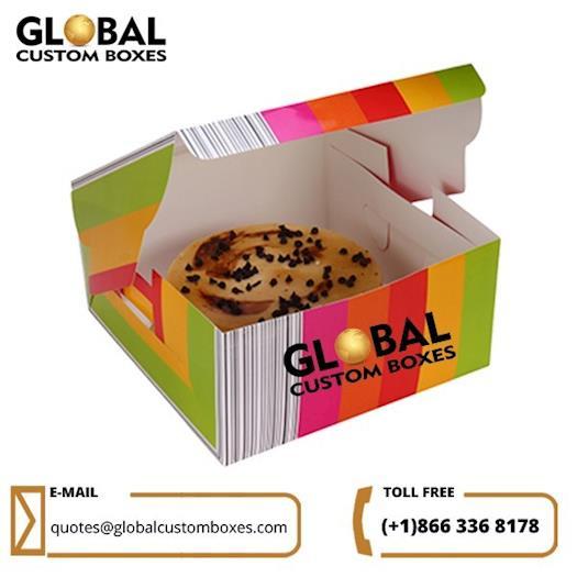Bakery Cake Box