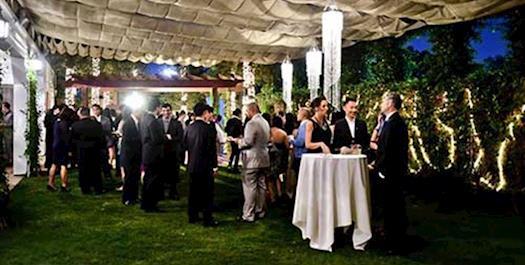 Outdoor Private Party Venue