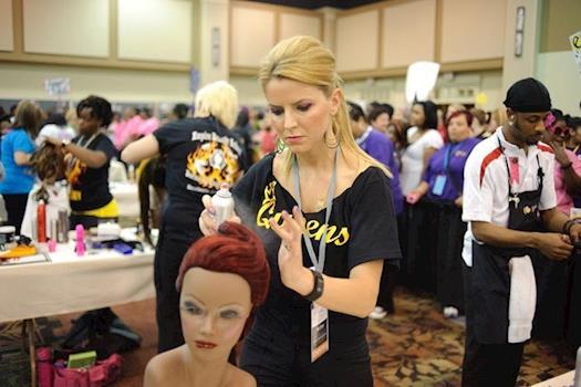 LA Cosmetologists & Best Training