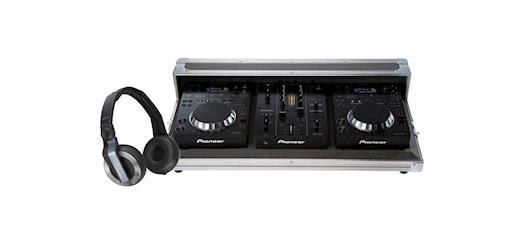 Pioneer DJ CDJ350-DJM350-FLT-HDJ5