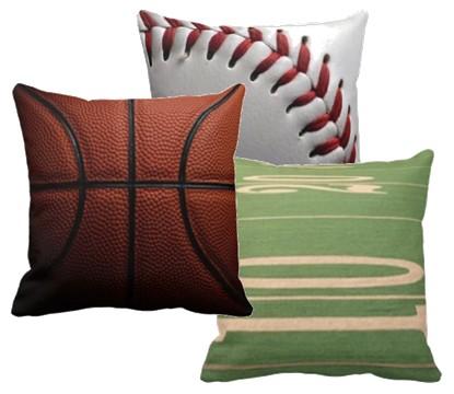 Sports Pillows