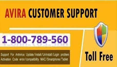 Dial 1-8OO-789-56O Avira Customer Support Helpline Australia
