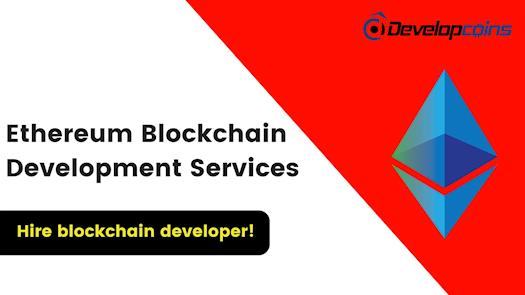 Ethereum blockchain development services