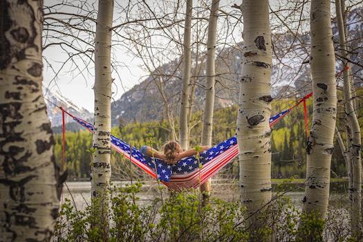 Tree hammock