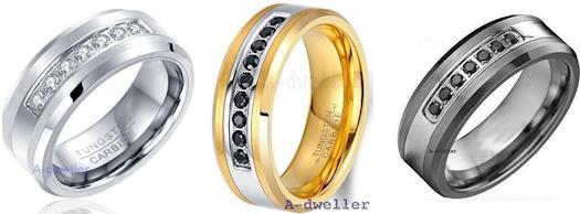 Buy the Best Tungsten Rings for Men