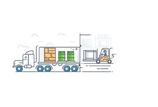 Fulfillment Warehouse - 3PL Center