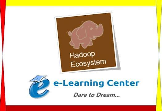 Apache Hadoop Ecosystem Online Training & Certification Courses