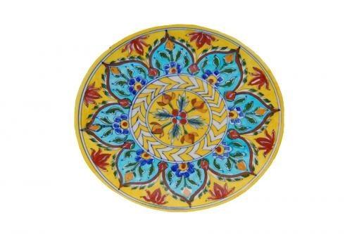 Beautiful Blue pottery Plates