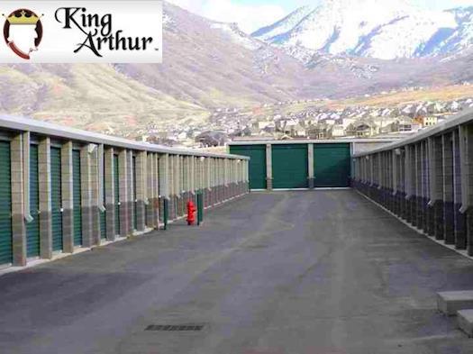 Over 1000 Storage Unit at Self Storage Draper