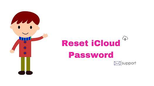 How to reset iCloud Password?
