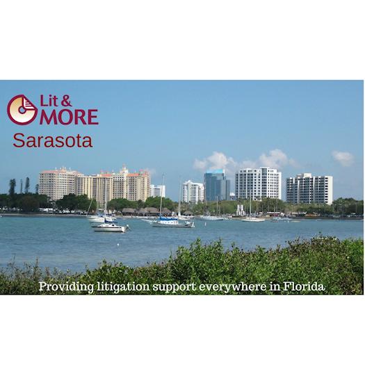Litigation Support - Sarasota
