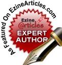 My Ezine articles Author badge