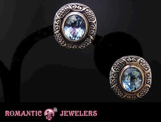 Beautiful Diamond Earrings From Romantic Jewelers