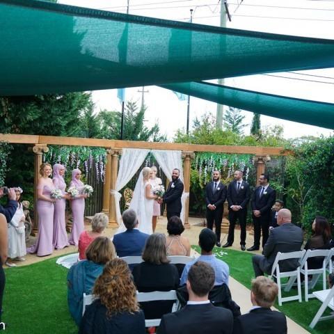 Garden wedding venues Sydney