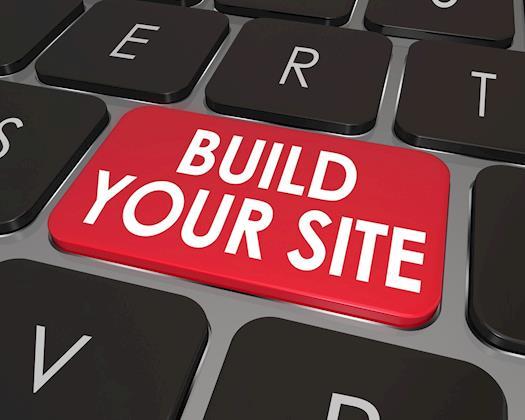 joomla based website building
