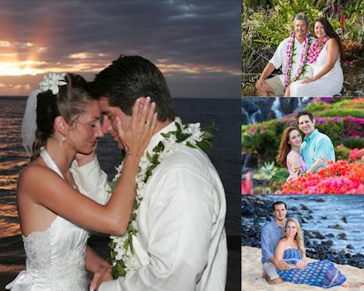 Wedding Photographer in Kauai