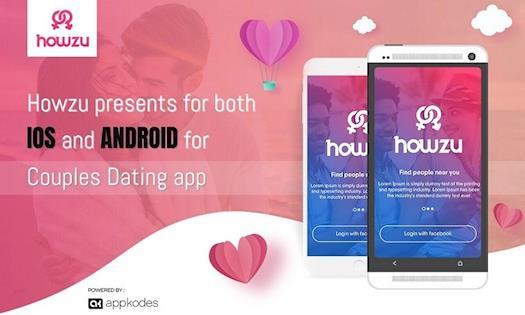 30-50% Crispy Offer Couples Dating App Script - Howzu