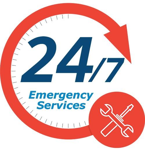 Emergency? Call Us 24/7 - We're Here To Help!