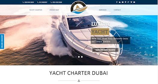Yacht Rental Dubai - Yacht Charter Dubai & Easy Yacht Rentals