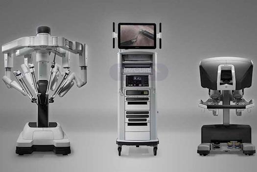 What is da Vinci Robotic Surgery System?