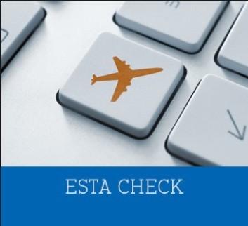 How to check you ESTA status online