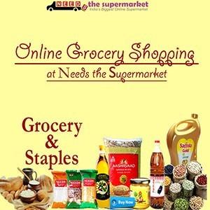 Online Grocey Shop in Delhi NCR, Needs the Supermarket