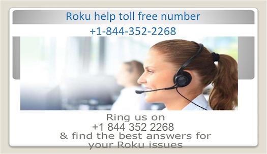 Roku Help +1-844-352-2268