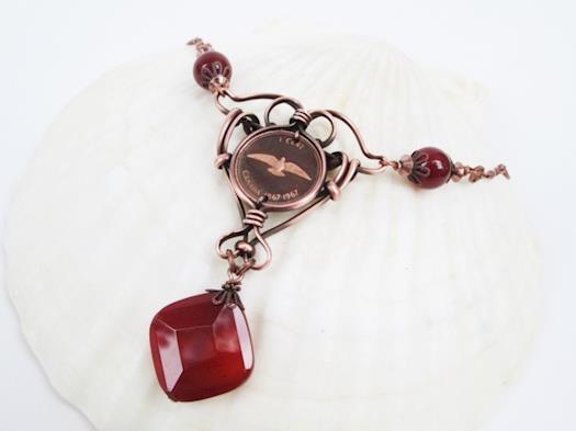 Copper Penny Jewellery