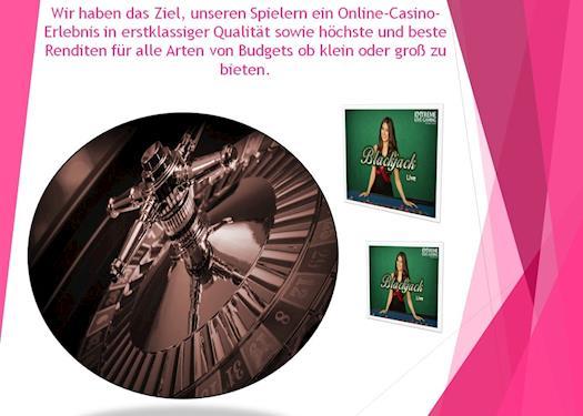 Livecasino, online Automaten, Deutsche casino