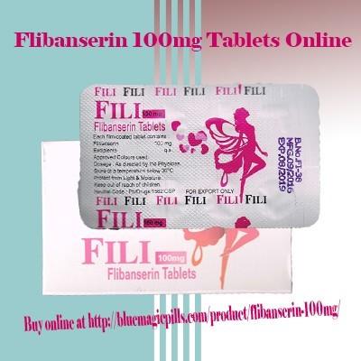 Flibanserin 100mg Online in US   Fili 100mg
