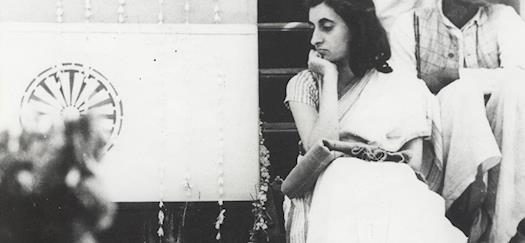Indira's Struggle