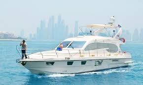 Hire Luxury Yacht Charter Rental Dubai, UAE.