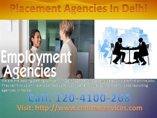 Job Placement Agency Delhi NCR