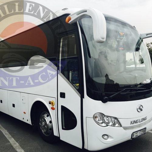 Bus rental services in Dubai - Millennium Rent a Car LLC