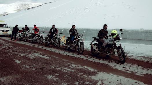 Motorbike Adventure Tours