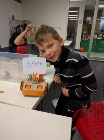 Shop Robot Toys for Young Children from KinderLab Robotics