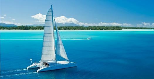 Catamaran - Paula