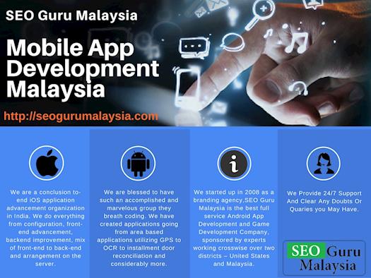 Web & Mobile Apps Development - SEO Guru Malaysia