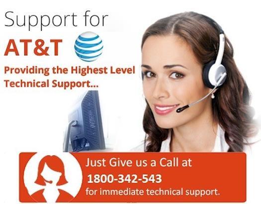 Att Email Customer Support @+1800-342-543