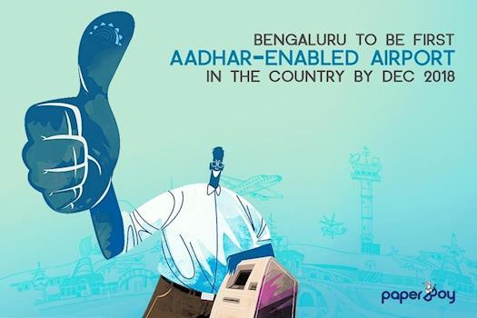 Bangaluru Takes its First Step Towards Smart Airports